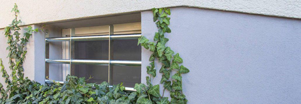 Sicherheitsgitter und Fenstergitter von ABUS